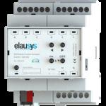 ELAUSYS MSA-810 - KNX Switch Actuator 8x10A Small